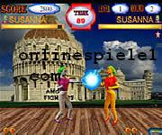Angel fighters Multiplayer online spiele