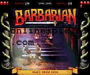 Barbarian warrior Multiplayer online spiele
