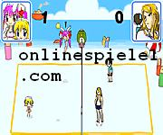 Beach volleyball spiele online