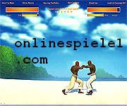 Capoeira fighter Multiplayer online spiele