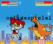 Cartoon fight Multiplayer online spiele