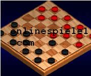 Checkers fun Multiplayer online spiele