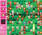 Cute bomberman Multiplayer online spiele